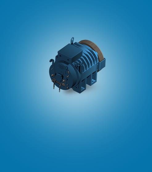 gearless-lift-machine