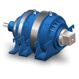 Modular Planetary Gearbox