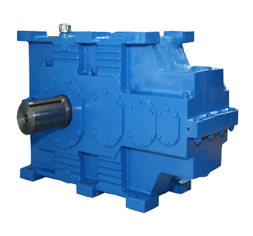 Smart Modular Series Helical Gearbox