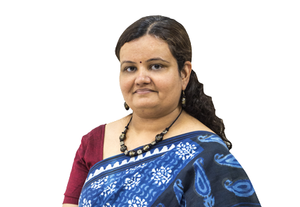 Ms. Nisha Sakaria (Company Secretary & Head– Legal, Risk Management & IT)